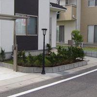 駐車場周り & オーバーゲート & アプローチ周り & 植栽のサムネイル