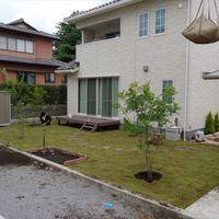 アプローチ周り & 駐車場周り & ウッドデッキ & 庭園のサムネイル