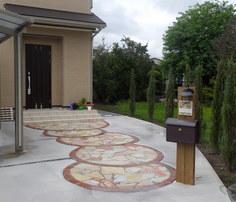 カーポート・駐車場 & アプローチ周り & 庭園