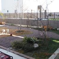 アプローチ周り & 駐車場周り & 庭園のサムネイル
