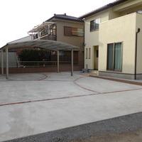 駐車場周り & ブロック塀フェンス & アプローチ周りのサムネイル